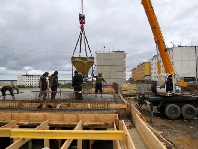 Строительство в Новокузнецке